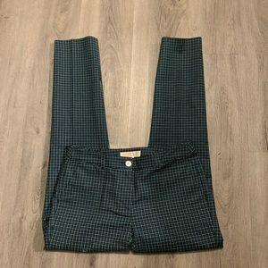 Michael Koors Woman's Dress Pants Size 2 / Check